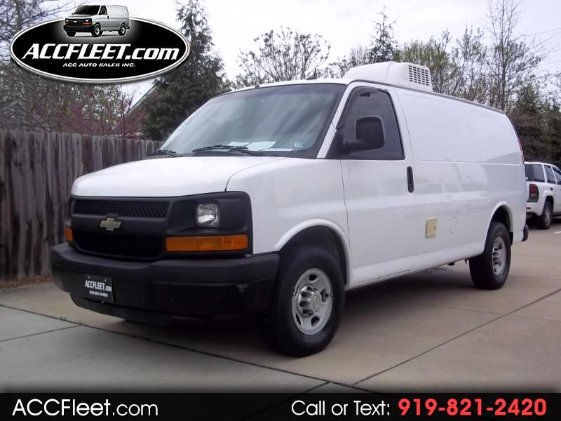2013 Chevrolet Express 2500 RV Package