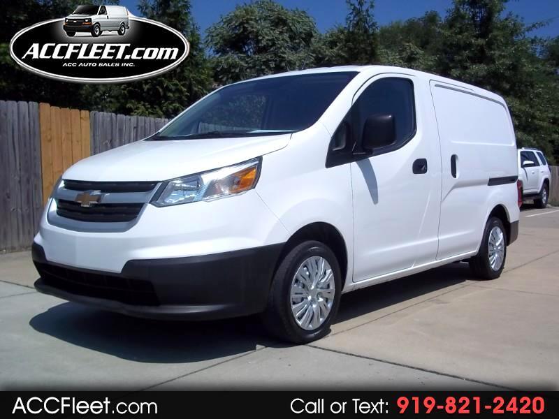 2016 Chevrolet City Express LT Cargo