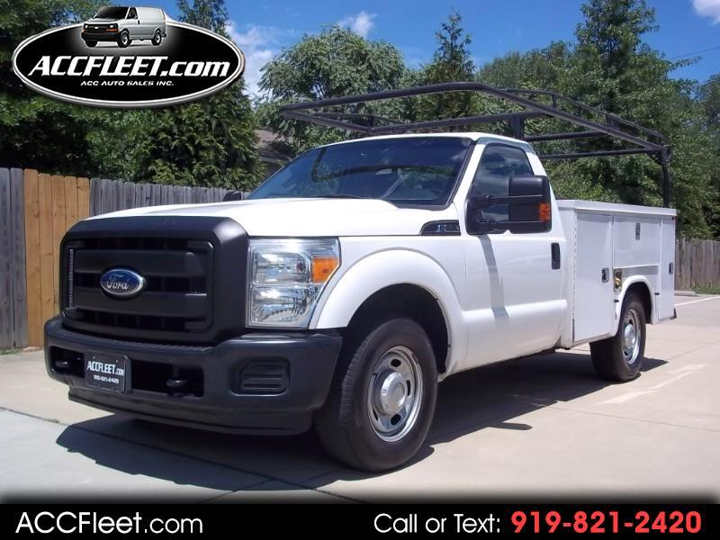 2011 Ford F-250 SD XL 2WD Service Body