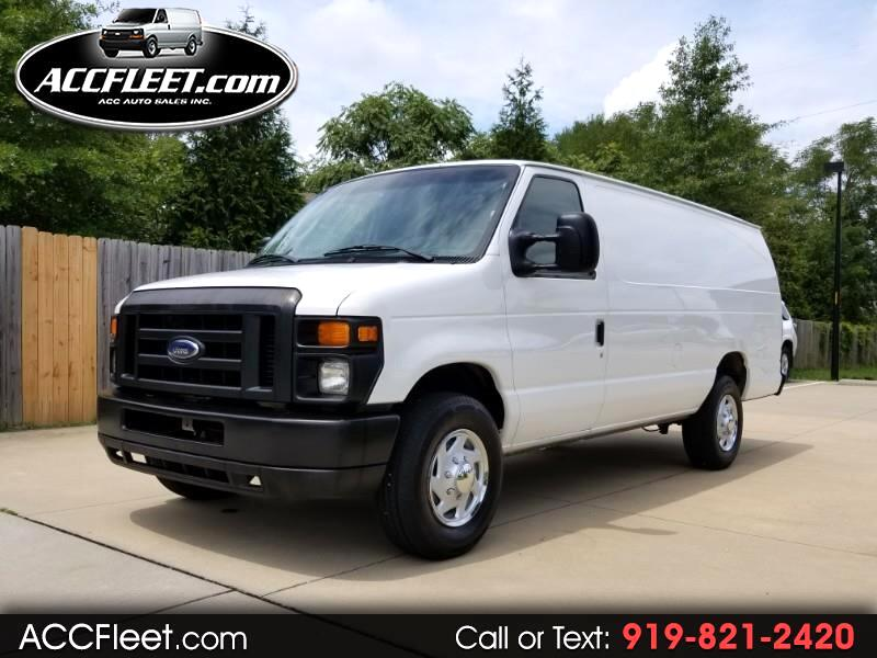 2009 Ford Econoline E-350 Extended Cargo