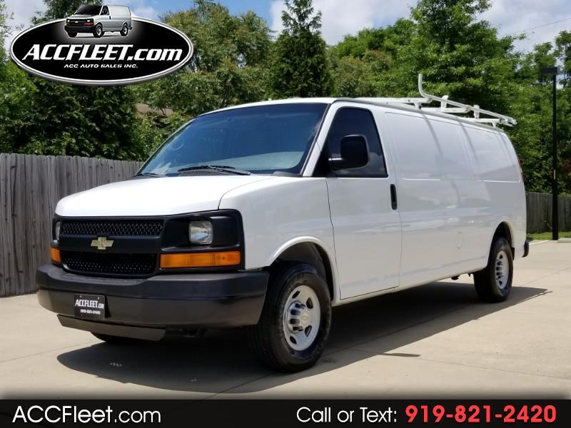 Chevrolet Express 3500 Cargo Extended 2010