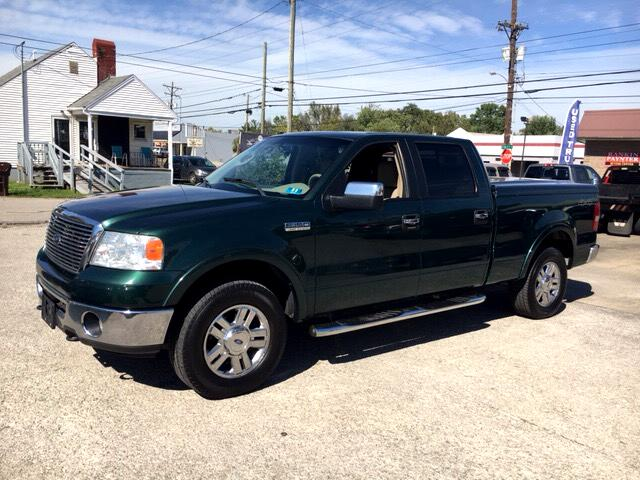 "2008 Ford F-150 4WD SuperCrew 139"" 60th Anniversary"