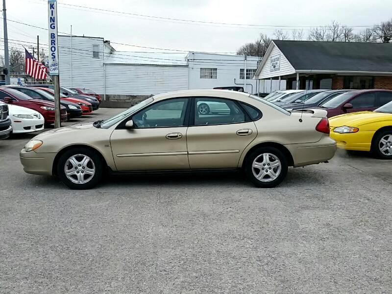 2001 Ford Taurus 4dr Sdn SEL