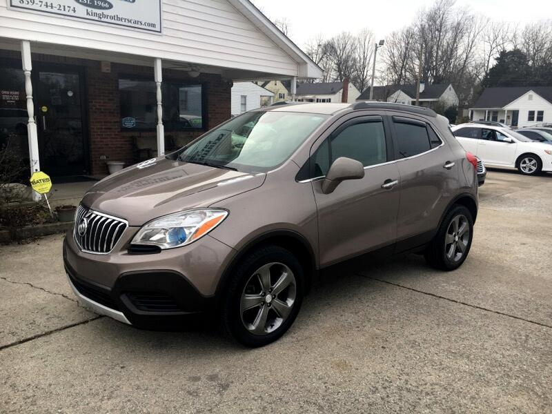 2013 Buick Encore AWD 4dr