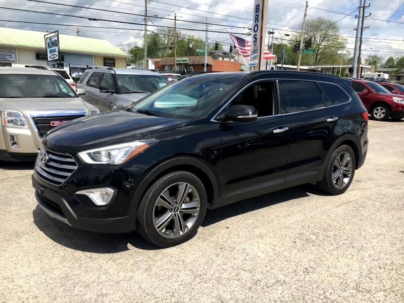 2015 Hyundai Santa Fe AWD 4dr Limited