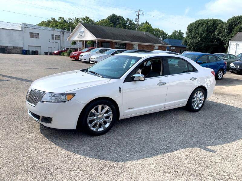 Lincoln MKZ 4dr Sdn Hybrid FWD 2012