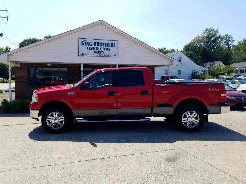 2008 Ford F-150 4WD SuperCrew Flareside 150