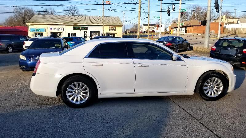 Chrysler 300 4dr Sdn 300 2014