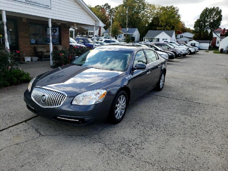Buick Lucerne 4dr Sdn CXL 2010
