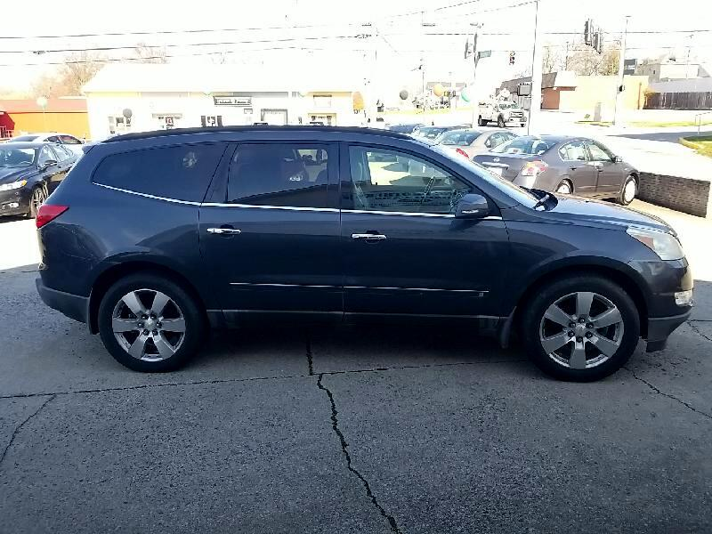 Chevrolet Traverse AWD 4dr LTZ 2009