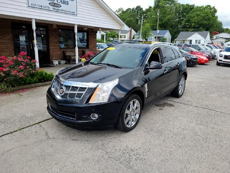 Cadillac SRX AWD 4dr Performance Collection 2010