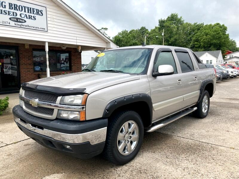 """Chevrolet Avalanche 1500 5dr Crew Cab 130"""" WB 4WD Z71 2006"""