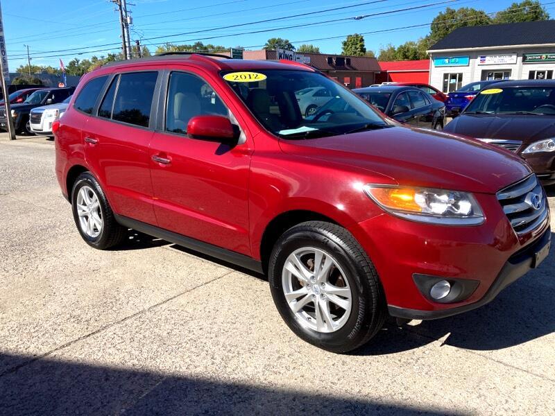 Hyundai Santa Fe FWD 4dr I4 Limited 2012