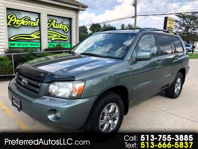 2006 Toyota Highlander Base 4WD
