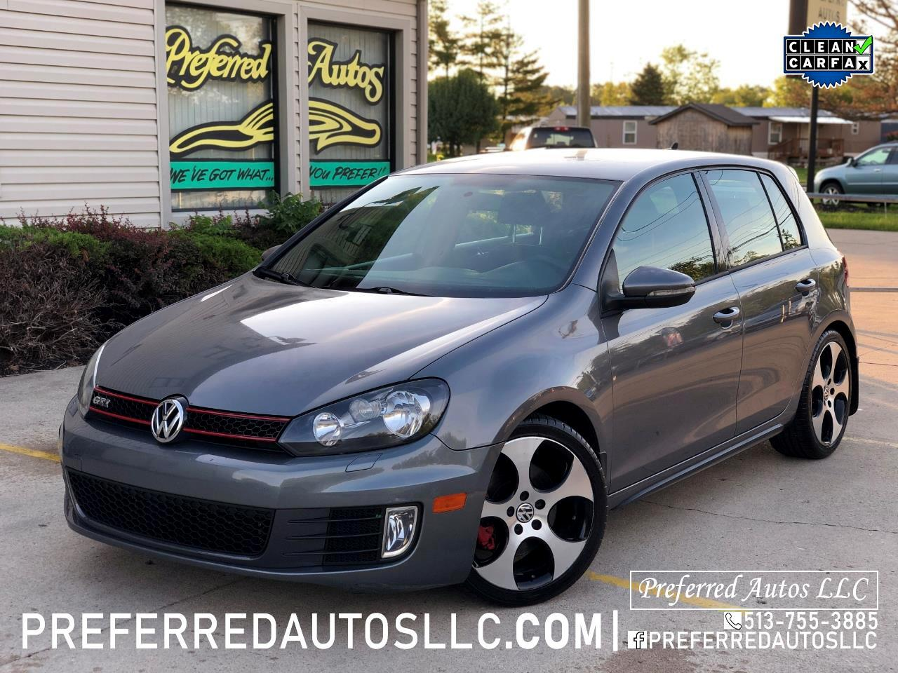 2011 Volkswagen GTI 4dr HB Manual