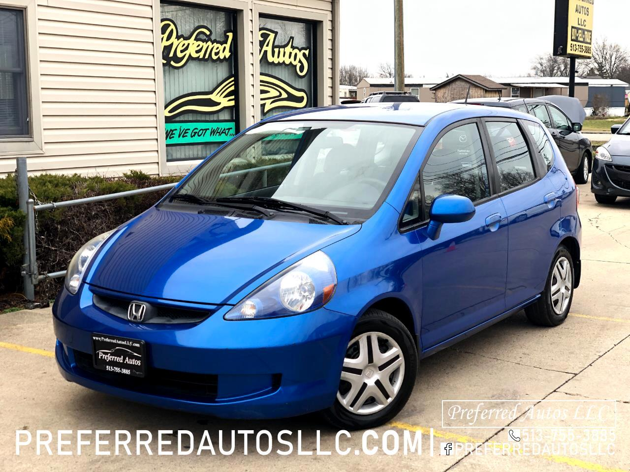 Honda Fit Base 2008