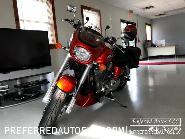 2003 Honda VTX1800C