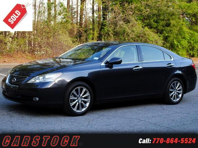 2009 Lexus ES 350 Ultra Luxury w/ Navigation Mark Levinson Panoramic