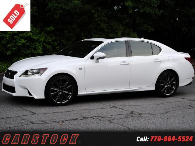 2014 Lexus GS 350 F Sport GRAND SEDAN HUD LDH Mark Levinson
