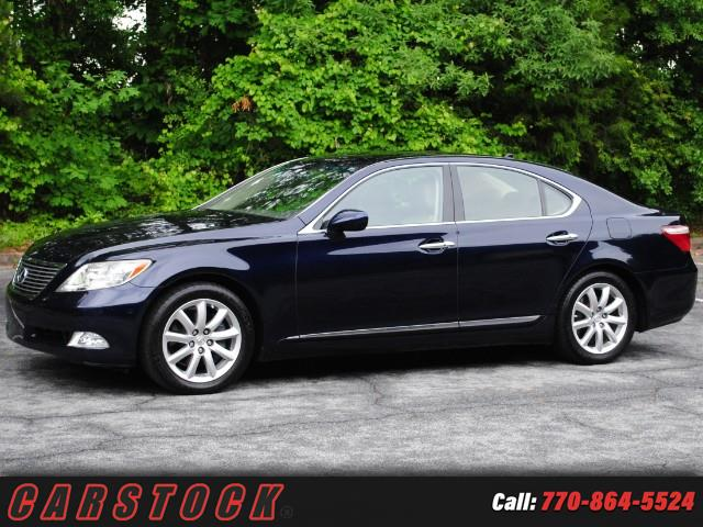 2008 Lexus LS 460 Luxury Sedan - Mark Levinson Sound