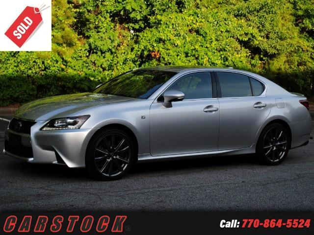2015 Lexus GS 350 F Sport GRAND SEDAN Mark Levinson HUD LDH