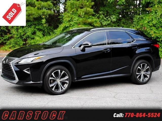 2016 Lexus RX 350 Premium Safety+ w/ Navigation
