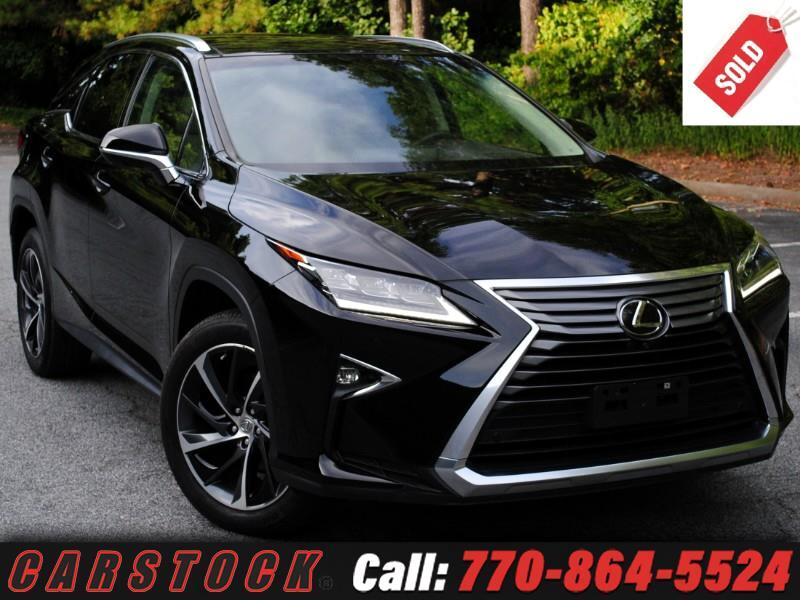 2016 Lexus RX 350 AWD Luxury Safety+ Mark Levinson Pano Roof