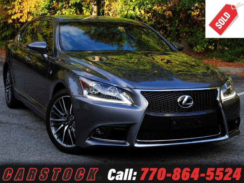 2014 Lexus LS 460 F Sport AWD Mark Levinson Cold Weather