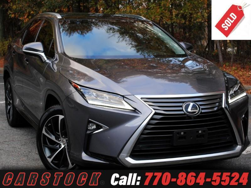 2016 Lexus RX 350 Ultra Luxury AWD Mark Levinson HUD Panoramic Roof