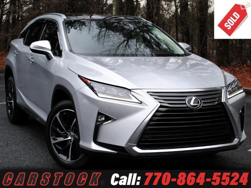 2016 Lexus RX 350 Ultra Luxury Safety+ HUD Pano Roof Mark Levinson