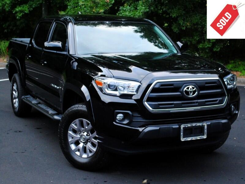 2016 Toyota Tacoma SR5 Double Cab 5AT w/ Remote Start