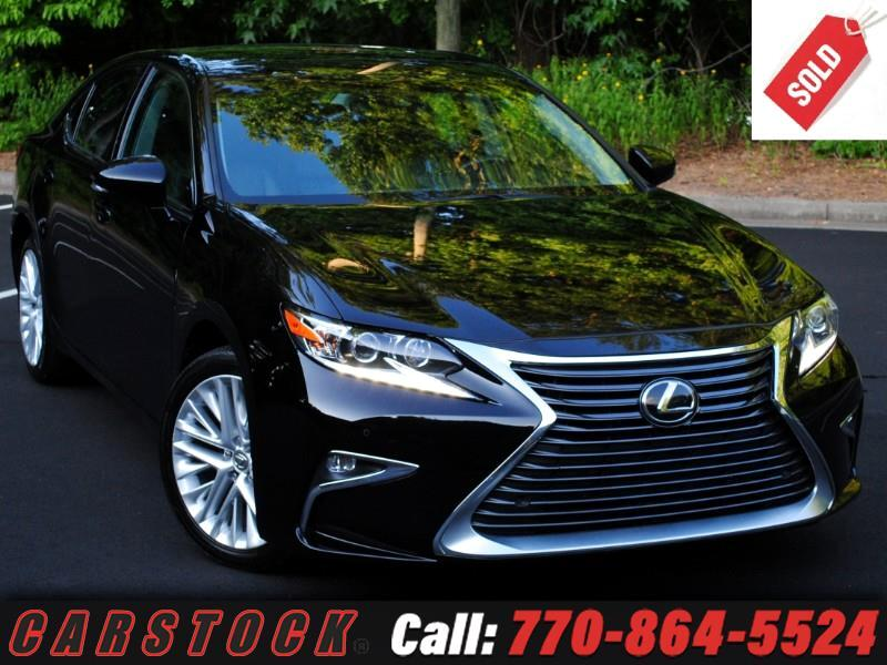 2016 Lexus ES 350 Luxury Safety+ w/ Navigation Pano Roof