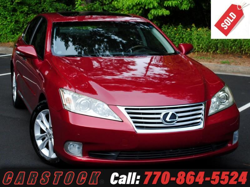 2011 Lexus ES 350 Luxury w/ Navigation
