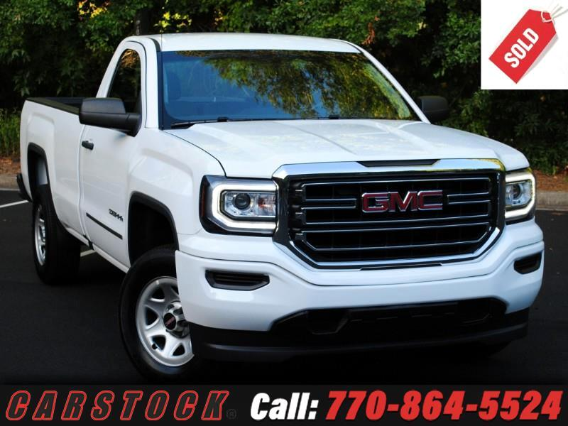 2018 GMC Sierra 1500 Extended Bed V8 Tow Package