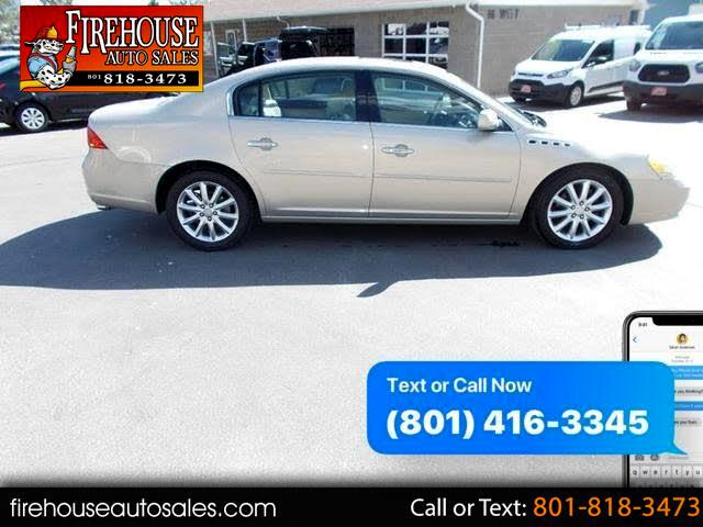 2008 Buick Lucerne 4dr Sdn CXS