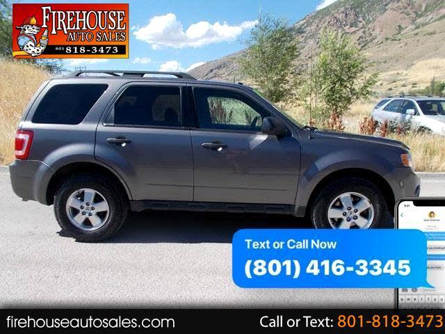 "2011 Ford Escape 4dr 103"" WB 2.3L XLT 4WD"