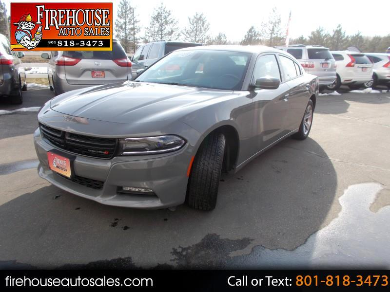 2018 Dodge Charger 4dr Sdn SXT Plus RWD