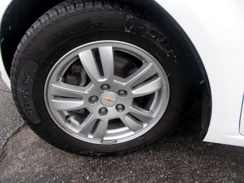 2012 Chevrolet Sonic 2LT Sedan