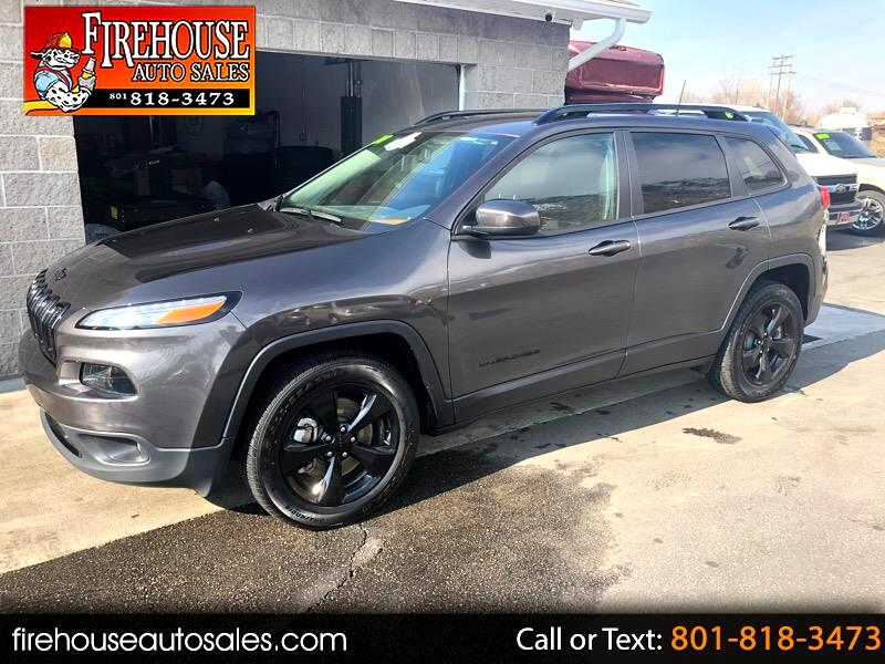 2016 Jeep Cherokee 4WD 4dr Altitude