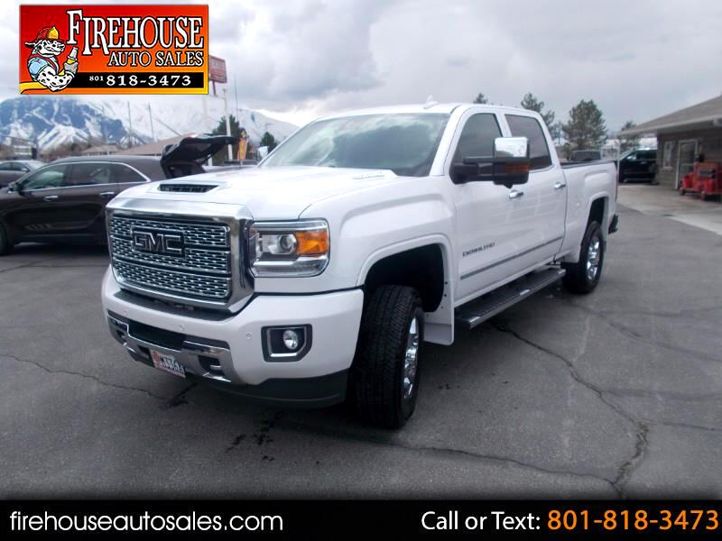 "2019 GMC Sierra 3500HD available WiFi 4WD Crew Cab 167.7"" Denali"