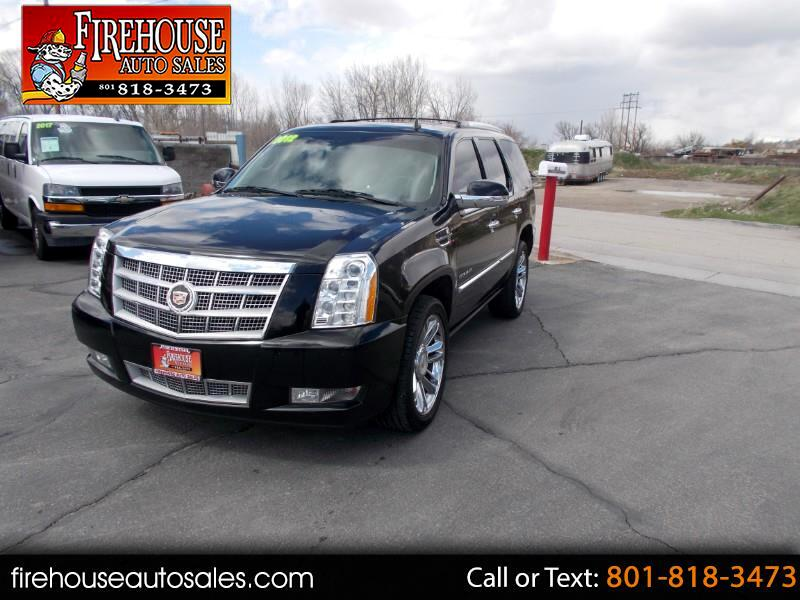 2012 Cadillac Escalade 4WD 4dr Premium Collection