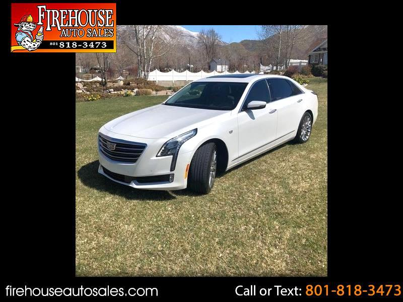 2017 Cadillac CT6 3.0L Premium Luxury Twin Turbo AWD