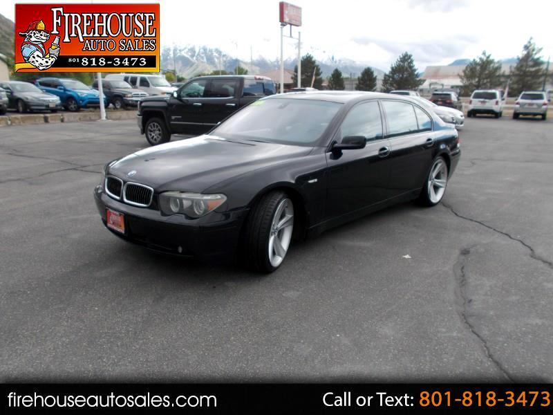 2004 BMW 7-Series 740iL