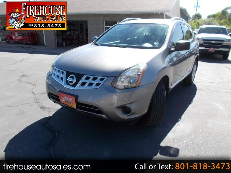 2014 Nissan Rogue Select S 2WD