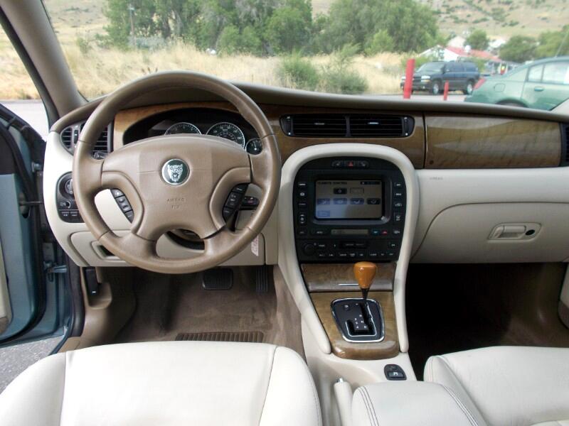 2002 Jaguar X-Type 3.0