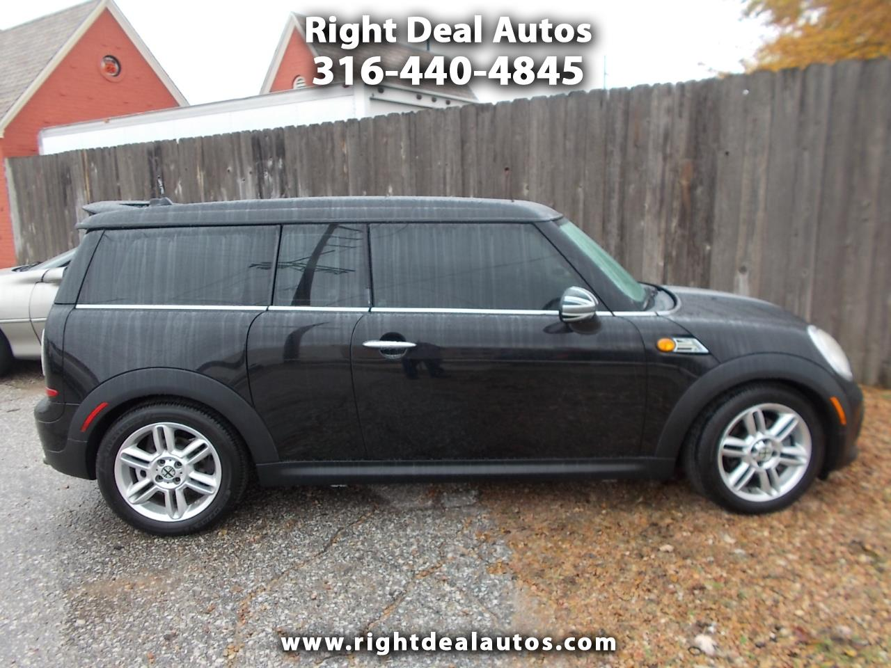 2011 MINI Clubman Base