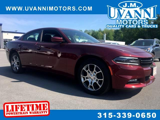 2017 Dodge Charger 3.5L AWD