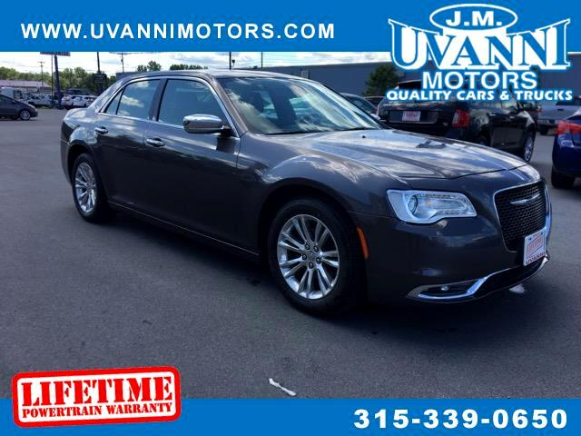 2017 Chrysler 300 4dr Sdn 300 Limited RWD