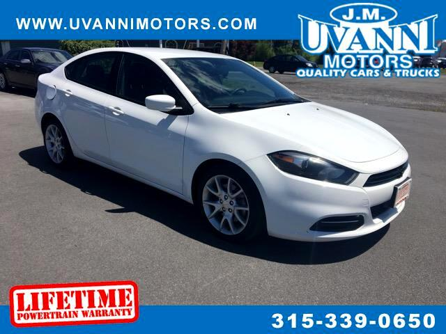 2014 Dodge Dart 4dr Sdn Rallye *Ltd Avail*