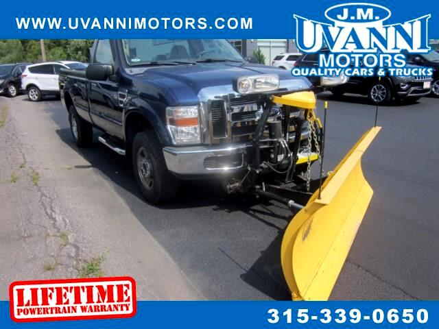 2008 Ford F-250 SD XLT 4WD